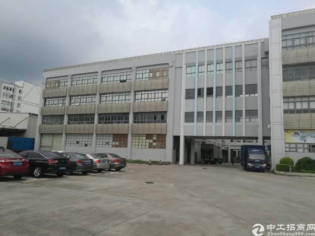 福永怀德107国道边1F4000平米物流仓库出租