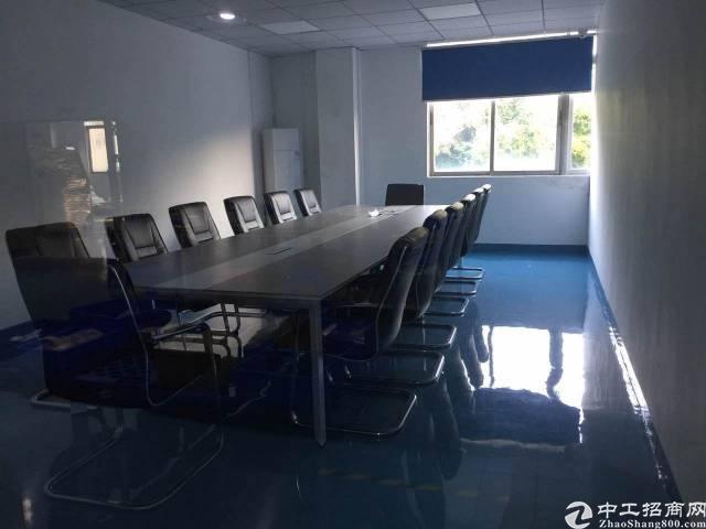 西乡黄田工业区楼上3000平方厂房出租-图3