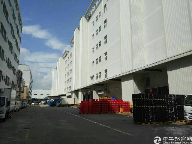 清湖地铁站附近新出红本厂房4楼2000平米