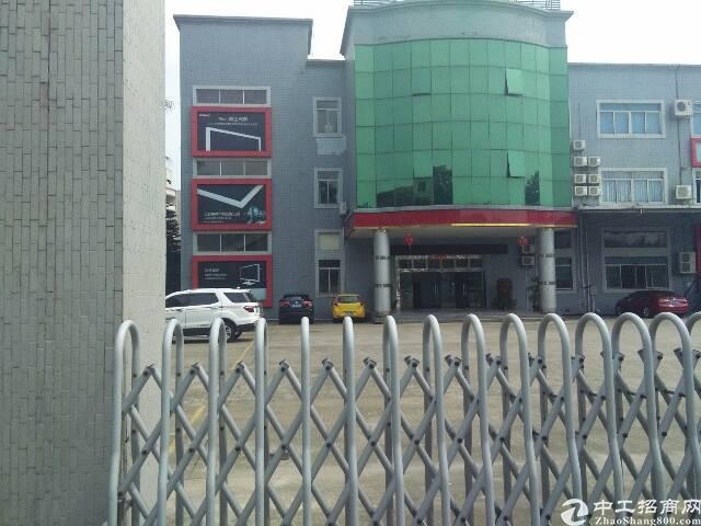 厚街镇新出标准独院厂房1-3层28000平方火爆招租