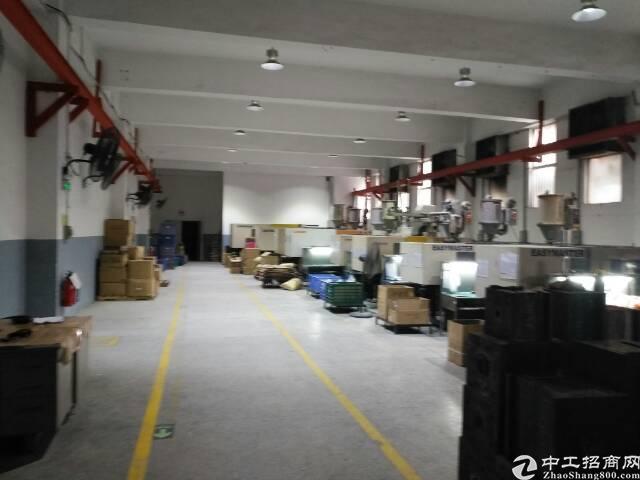 福永白石厦一楼900平方厂房出租