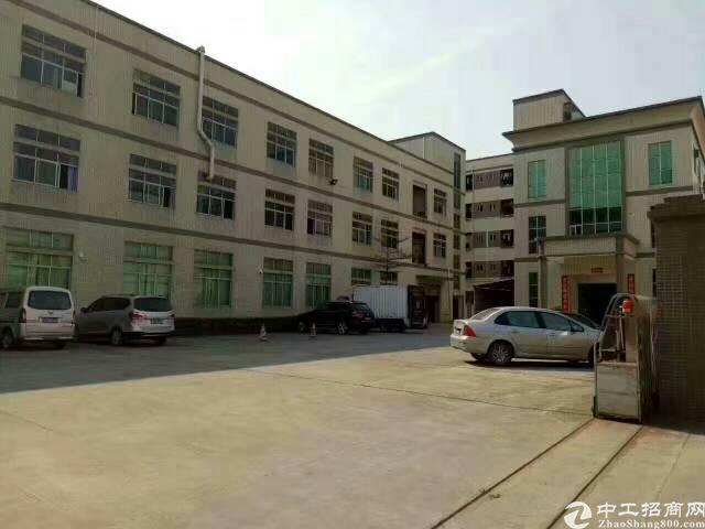 东莞清溪10000平方厂房,钢构出租