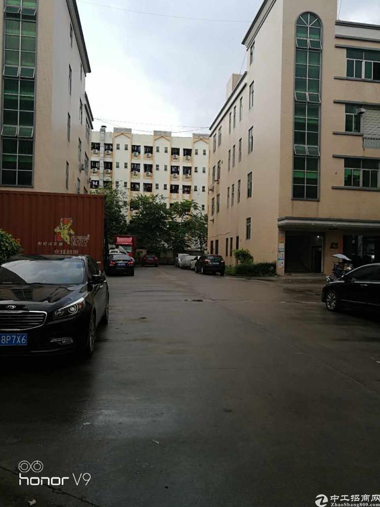 福永新田工业区楼上在装修标准厂房800平方厂房招租