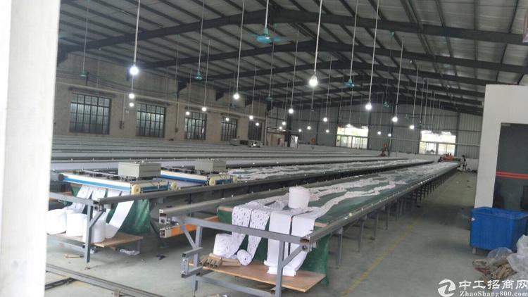 原房东滴水6米单一层钢构1400平方厂房出租
