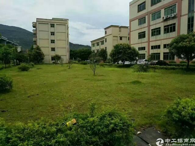 东莞清溪1-4层独院厂房22000平方出租