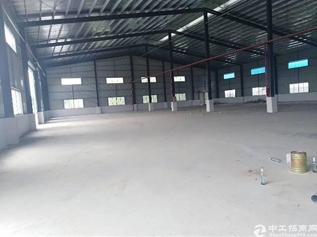 新建钢构厂房,长100/宽45。原房东