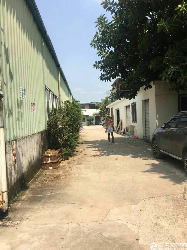 龙华清湖环卫回收站场地招租独院钢构6900平方