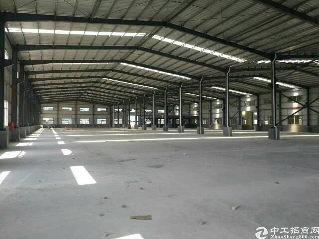 新建钢结构厂房