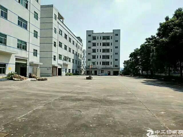 布吉新出1.2楼厂房共2100平方