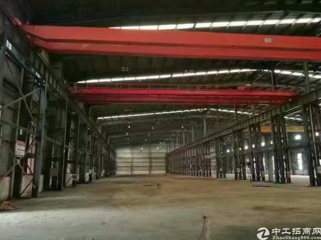 福永沿江高速附近物流园16000平方大小可分租