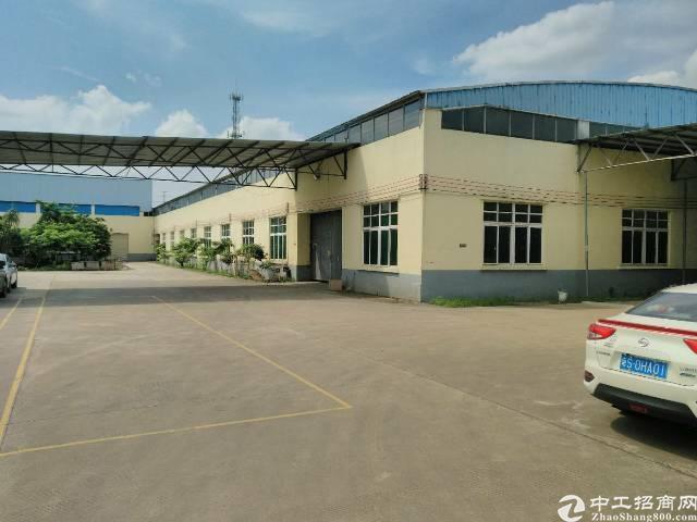 高埗镇工业园分租3150平租金16