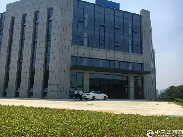 福永沿江高速出口会展中心边新出独院厂房20000平方亿万先生