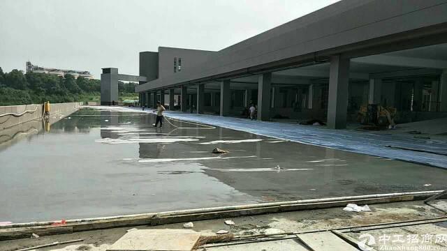 福永宝安大道附近物流园20000平方大小可分租