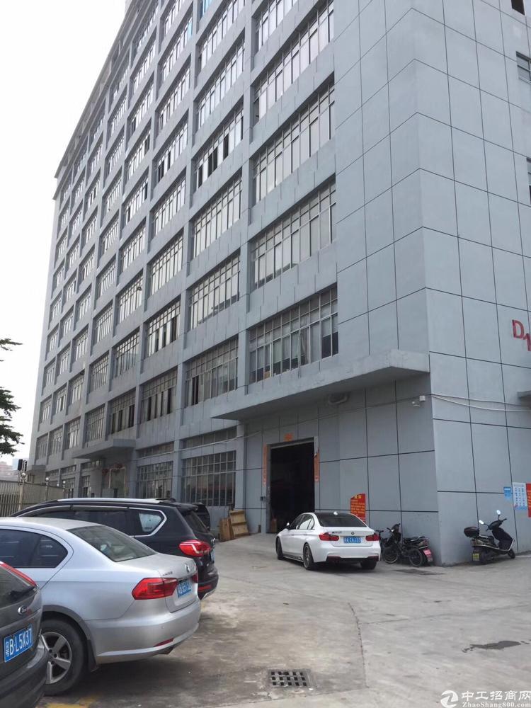 公明东坑科技园4楼1520平方豪华办公室装修厂房招租
