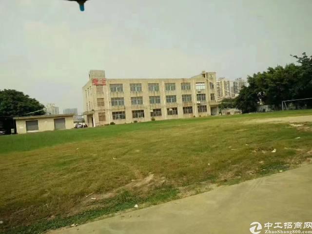 沙井中心路九八工业区附近新出独院3层3600平米厂房出租
