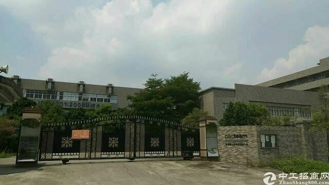 横沥镇独院花园式厂房20000平方招租
