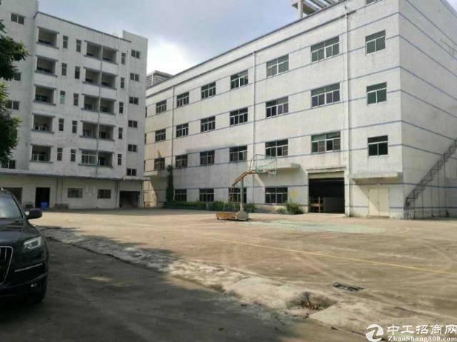 惠阳秋长12500平米厂房出售