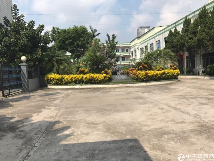 清溪独栋厂房3000平米出租