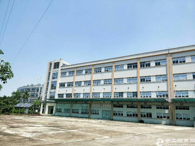 东城区独院厂房22000方,电按需,空地5000.交通便利。