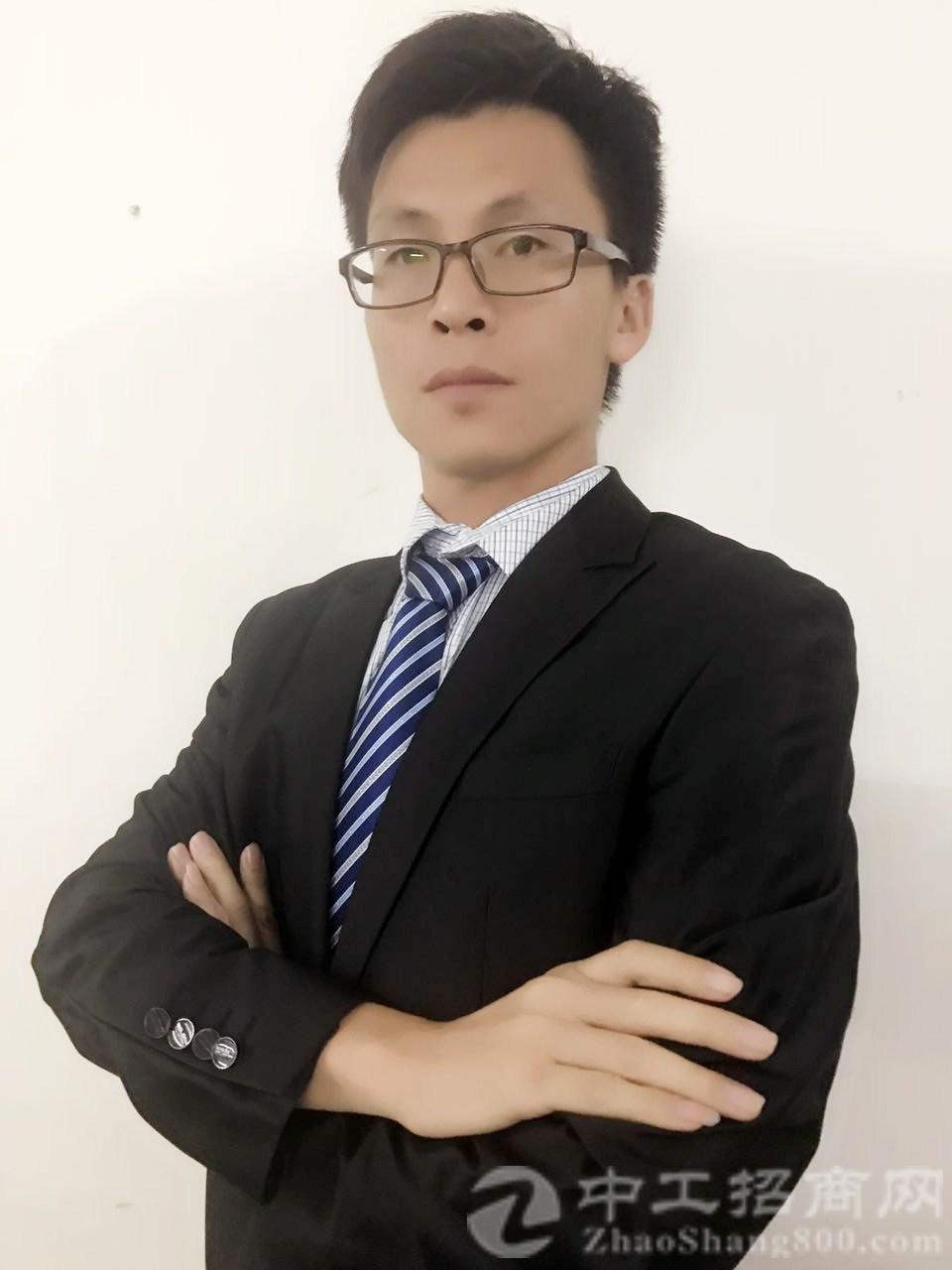 厂房经纪人刘争光