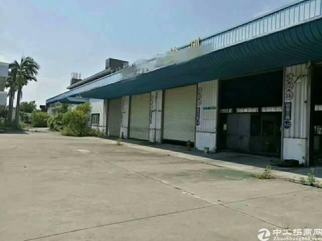 (独院亿万先生)坪山新区坑梓独院钢构厂房4100平米火热招租