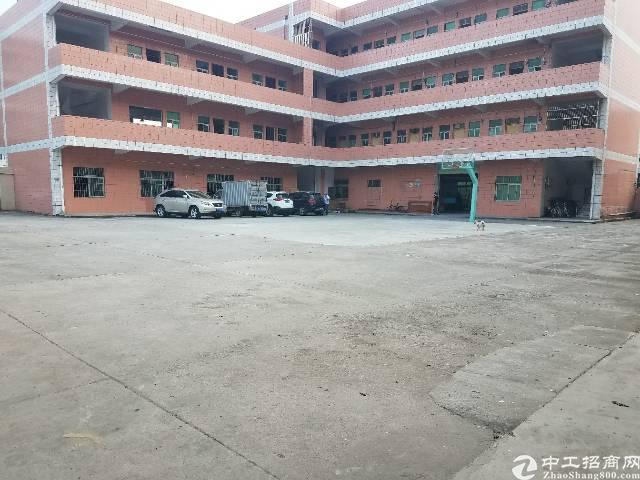 独门独院标准厂房4500三层宿舍2100