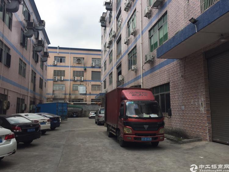 龙华原房东厂房带装修1200平直租