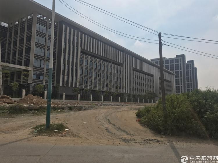 虎门沿江高速附近出租原房东独门独院厂房面积约8万平方形象非常-图3