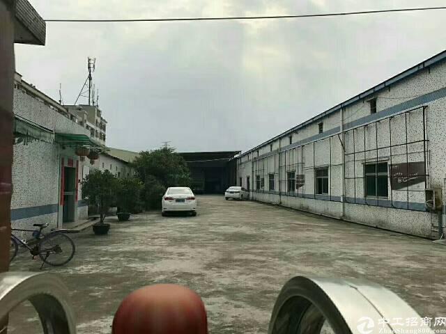 塘厦镇新出产房钢构2000空地2000