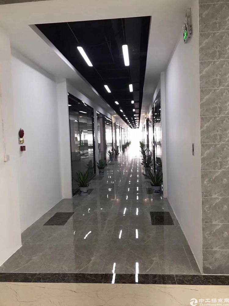 龙华清湖地铁站五百米带装修厂房出租