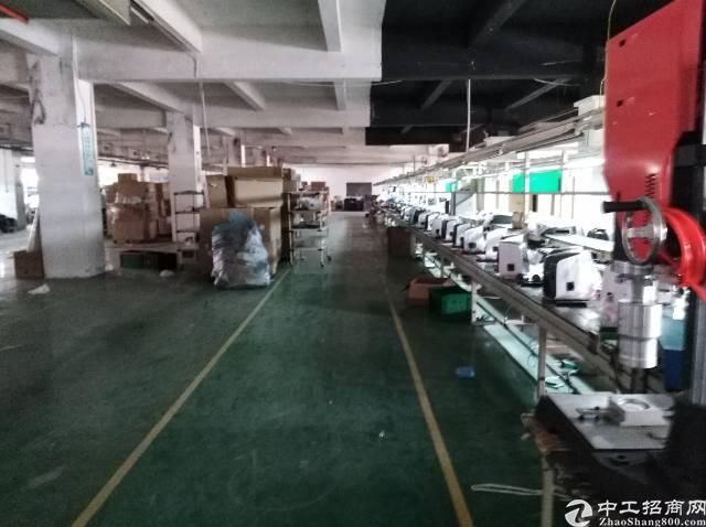 沙井东环路原房东楼上3160平米亿万先生