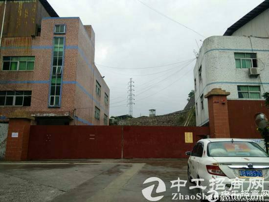 深圳市宝安区石岩中心区12000平方空地