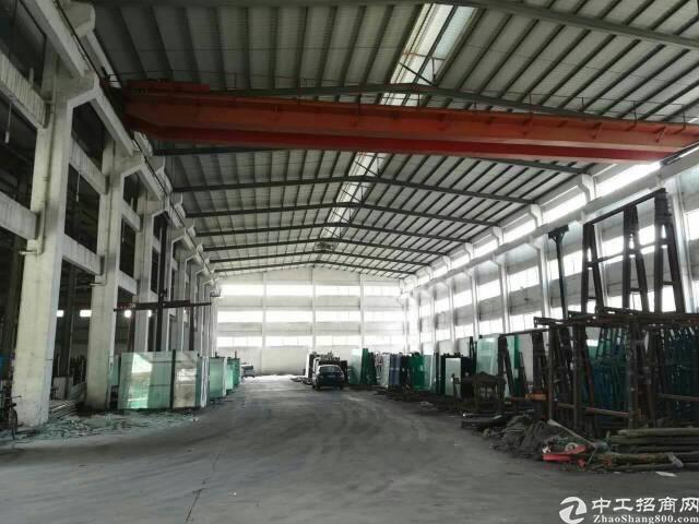 塘尾4600平方钢构厂房