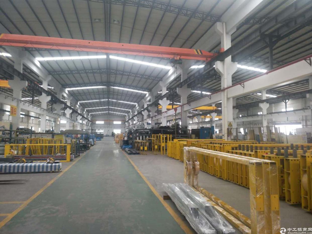 宝安区松岗镇一楼10000平方米重工业钢构厂房出租-图6