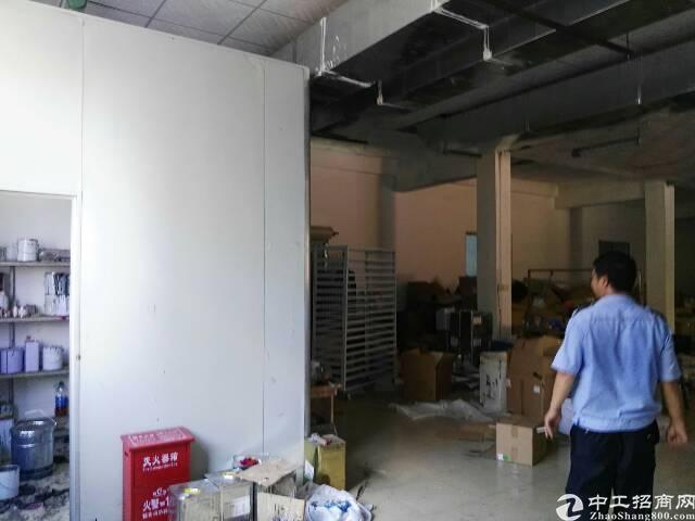 长安镇乌沙区域二楼电梯精装修办公室660㎡一手房东厂房招租