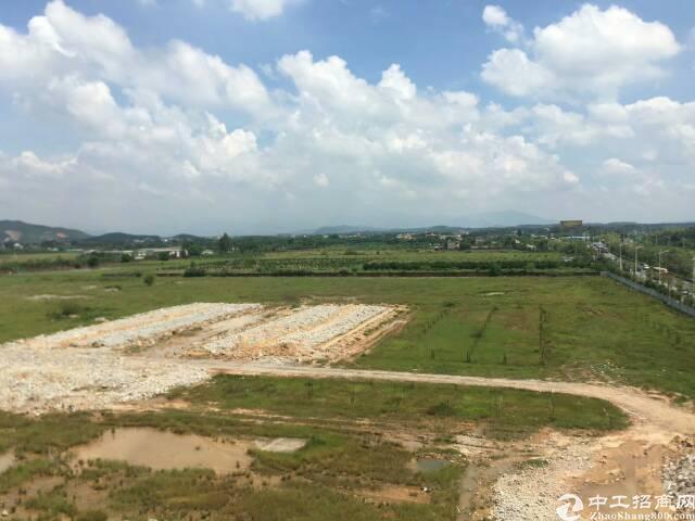 出售惠东地皮80000平,有国土证