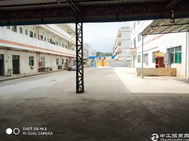 标准独院红本厂房7000平米急售-图3