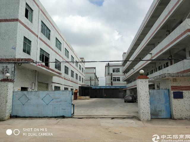 标准独院红本厂房7000平米急售