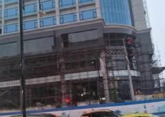 石大路边上十字路口11层高档商业楼