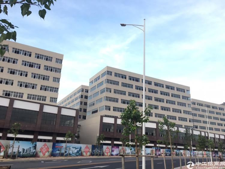 塘厦镇建筑7880平方国有出让证厂房出售
