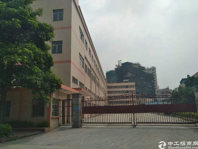 虎门东风独院5700平现成装修交通便利