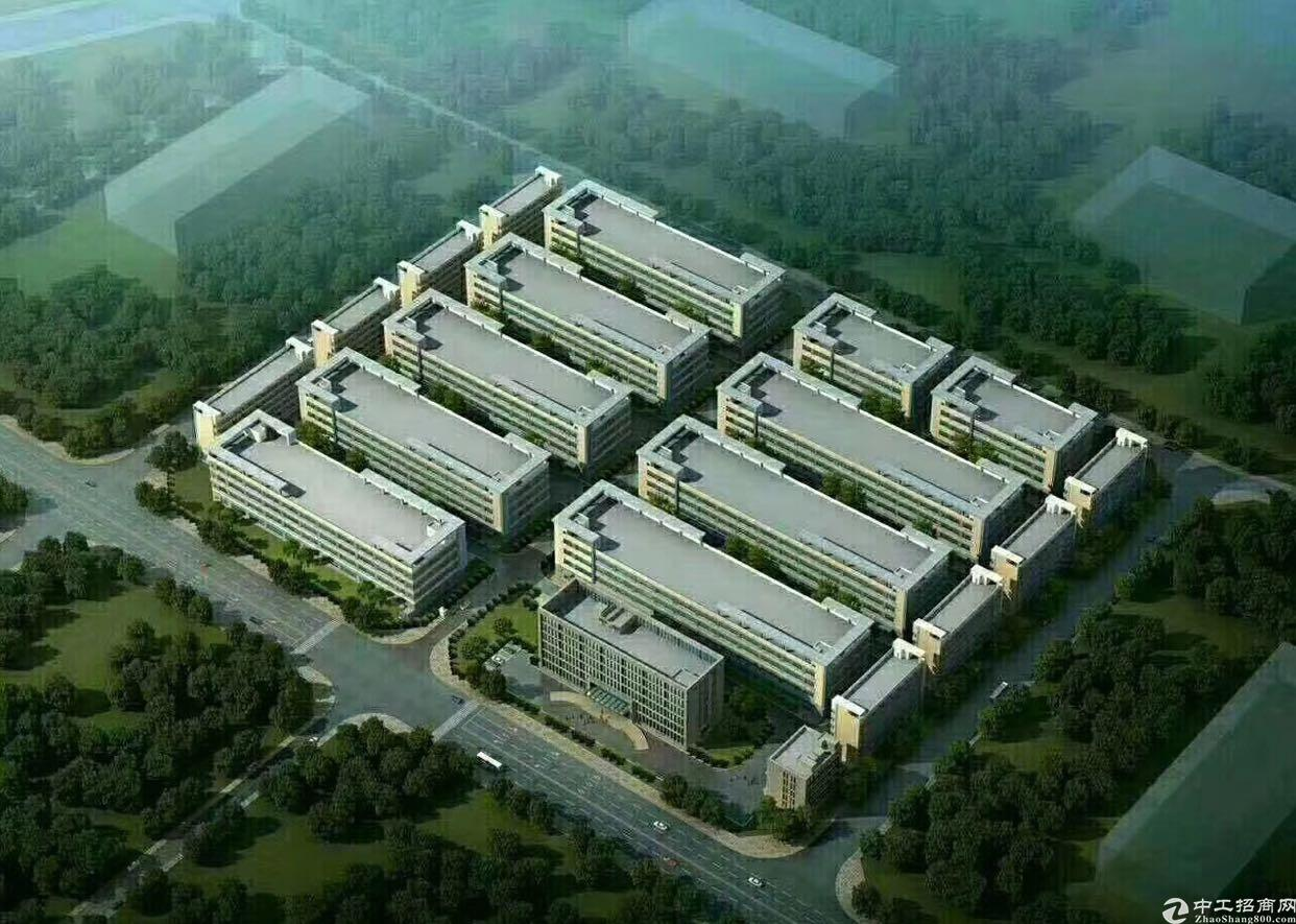 东莞东城科技园全新厂房出租带有国土证红本