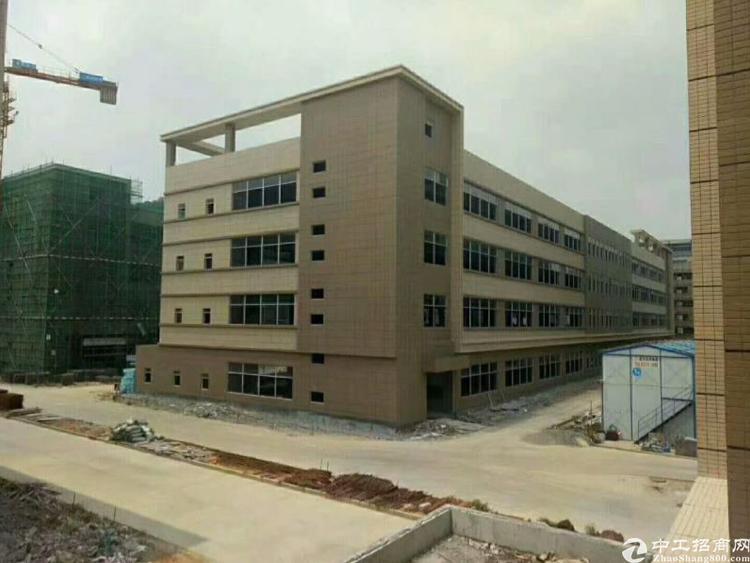 沙井搏岗二楼850平方米厂房