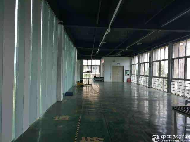 坑梓工业园3楼精装修厂房1680平