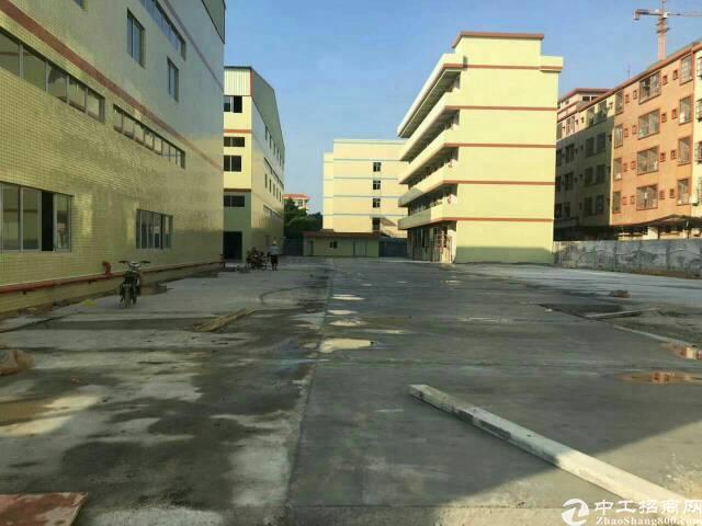 樟木头新出独院1~6层,宿舍1~4层。总面积6900平方