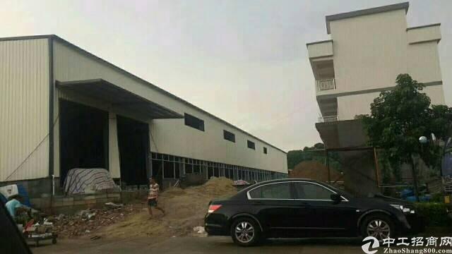 平湖附城坳附近一钢结构厂房待租