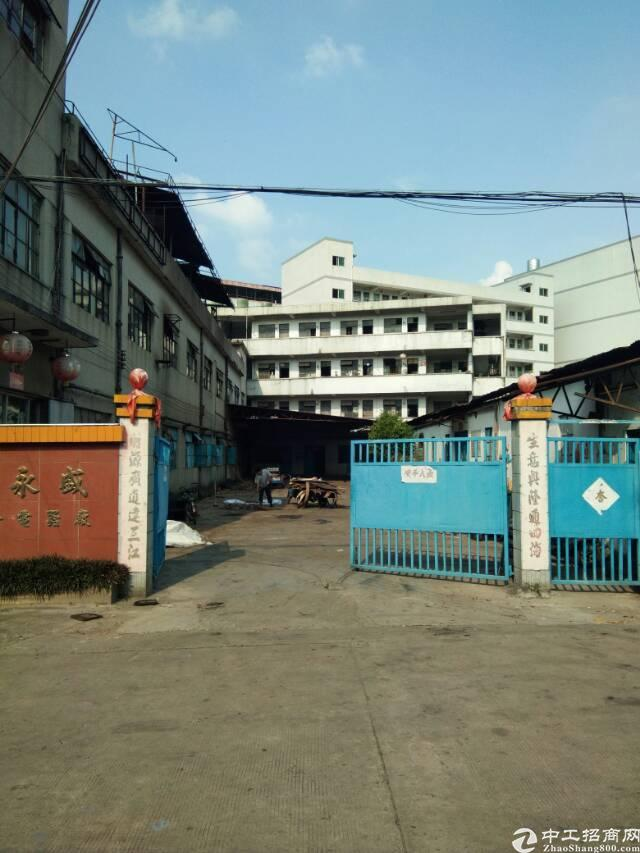黄江附近标准厂房隆重登场