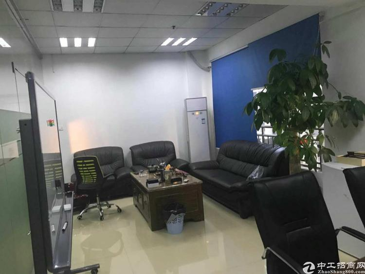 西丽官龙新出楼上800平厂房出租