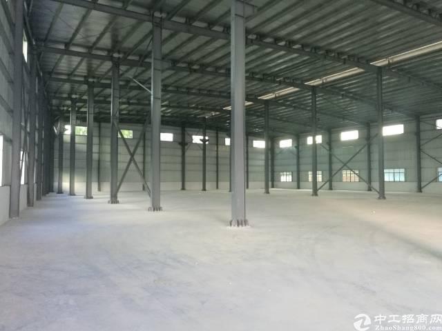 福永机场附近12000平米单一层物流仓库出租