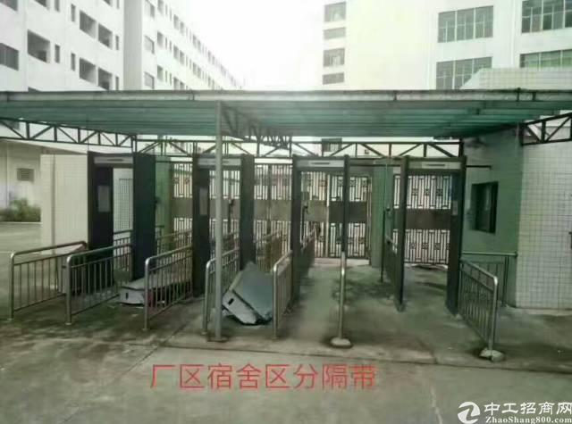 独院工业园标准厂房60000平米出售